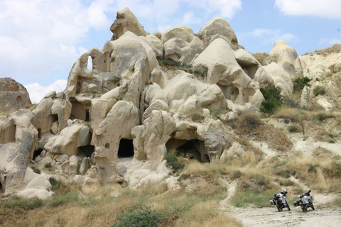 Trip report: Middle East 2009. Capadocia - Motomorgana, nomads riding around the world on a motorbike adventure.